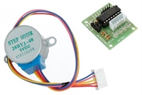 28BYJ48 STEPPER MOTOR WITH ULN2003 DRIVER