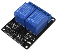 2 CHANNEL RELAY MODULE