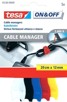 VELCRO 55236 CABLE MANAGER 5 ΤΕΜΑΧΙΑ