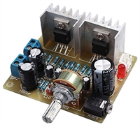 DUAL CHANNEL POWER AMPLIFIER TDA-2030