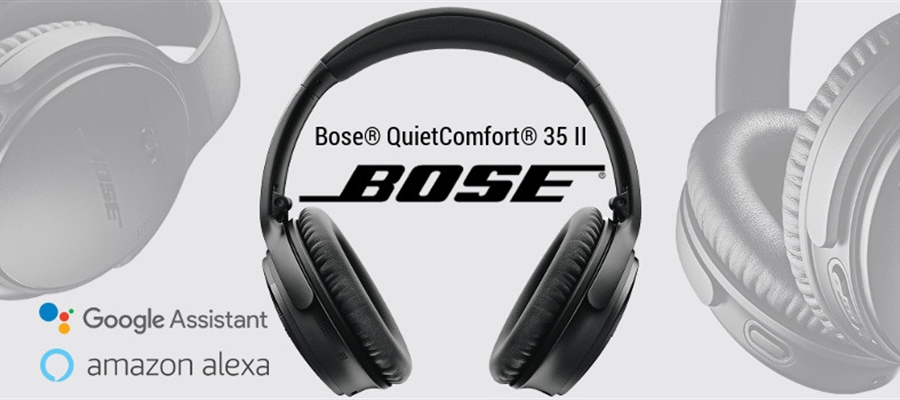 Bose® QuietComfort® 35 II